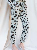 Terry Knit  Lounge Pants