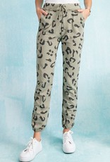 Terry Knit  Lounge Pants