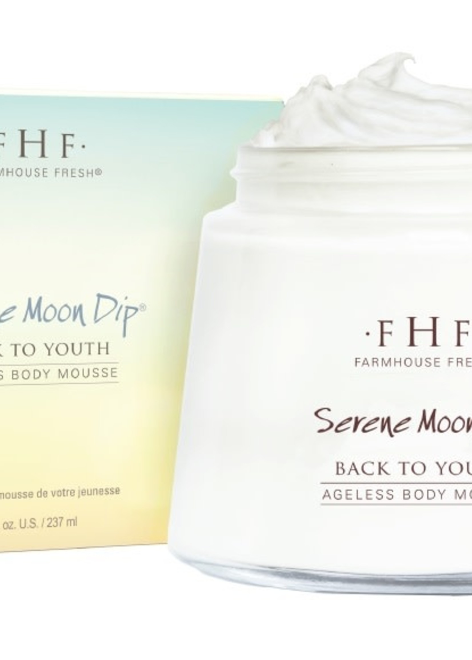Back to Youth Body Mousse