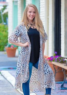 On Spot Kimono