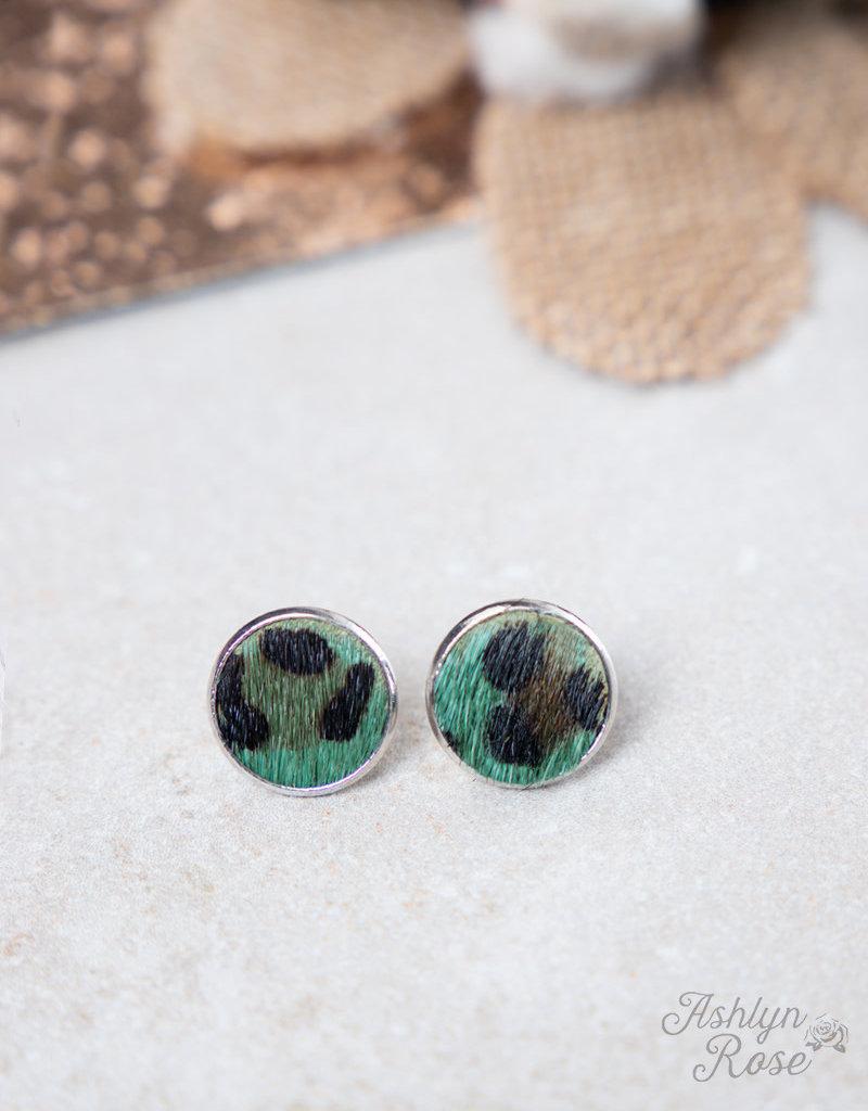 Love in a Little Stud Earrings
