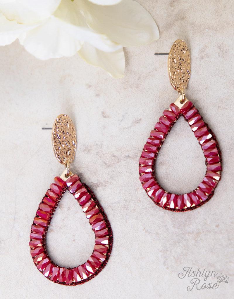 In Style Drop Earrings