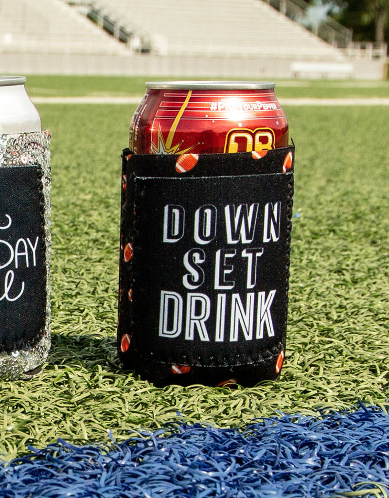 Down Set Drink Koozie