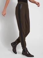 Claudia Jogger w/ Vegan Leather