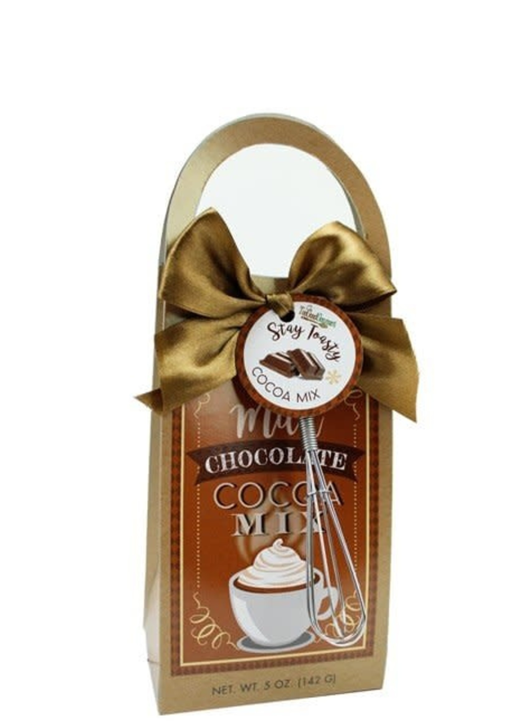 Warm Winter Cocoa