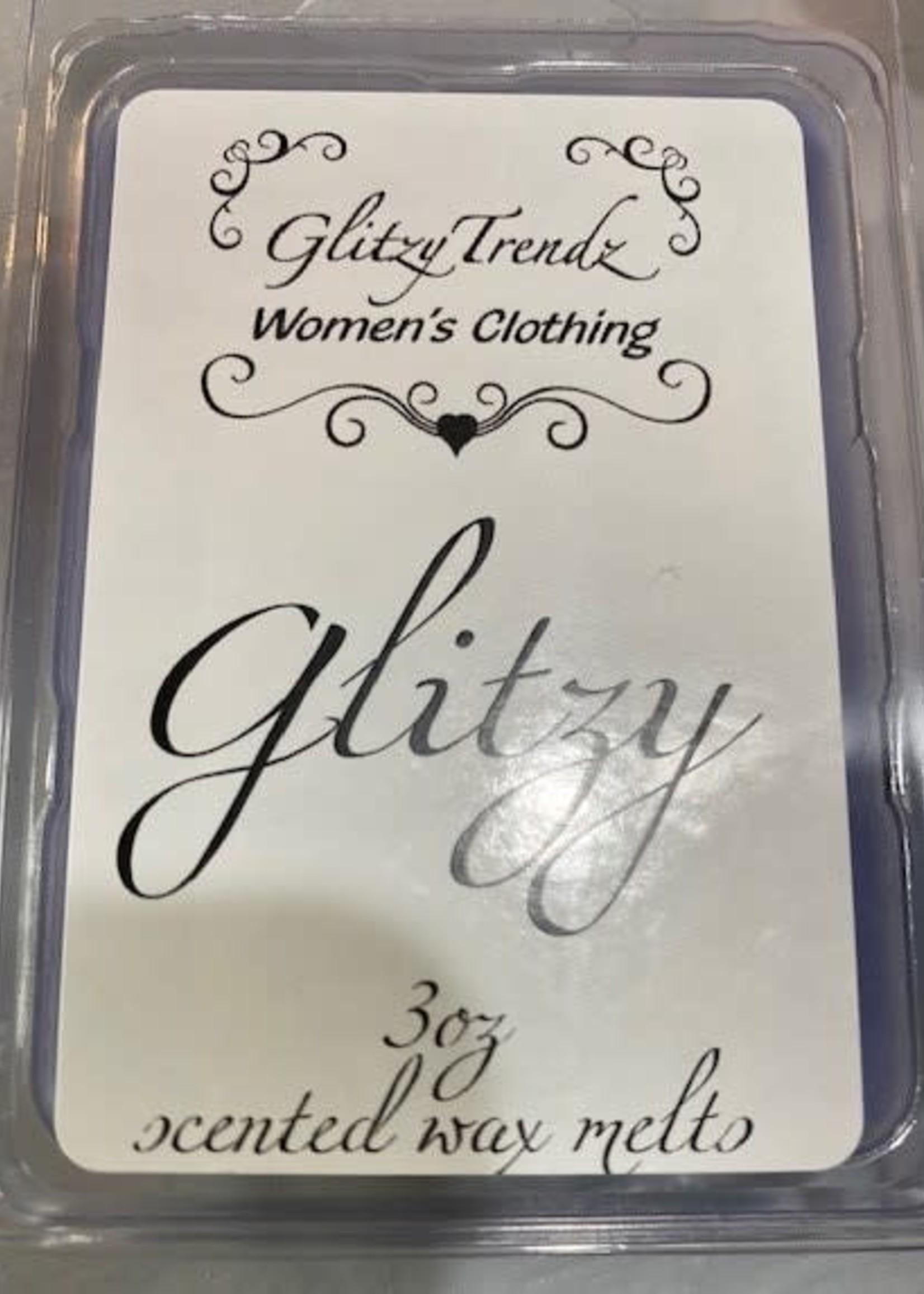 Glitzy Wax Melt; 6 count