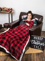 Cozy Soft Christmas Blanket