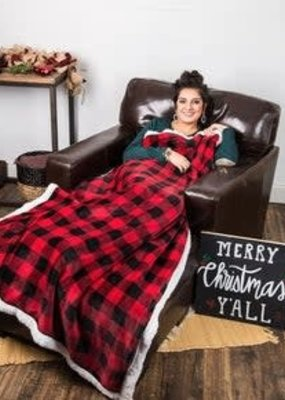 Cozy Soft Christmas Blanket
