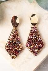 Evening Allure Drop Earrings