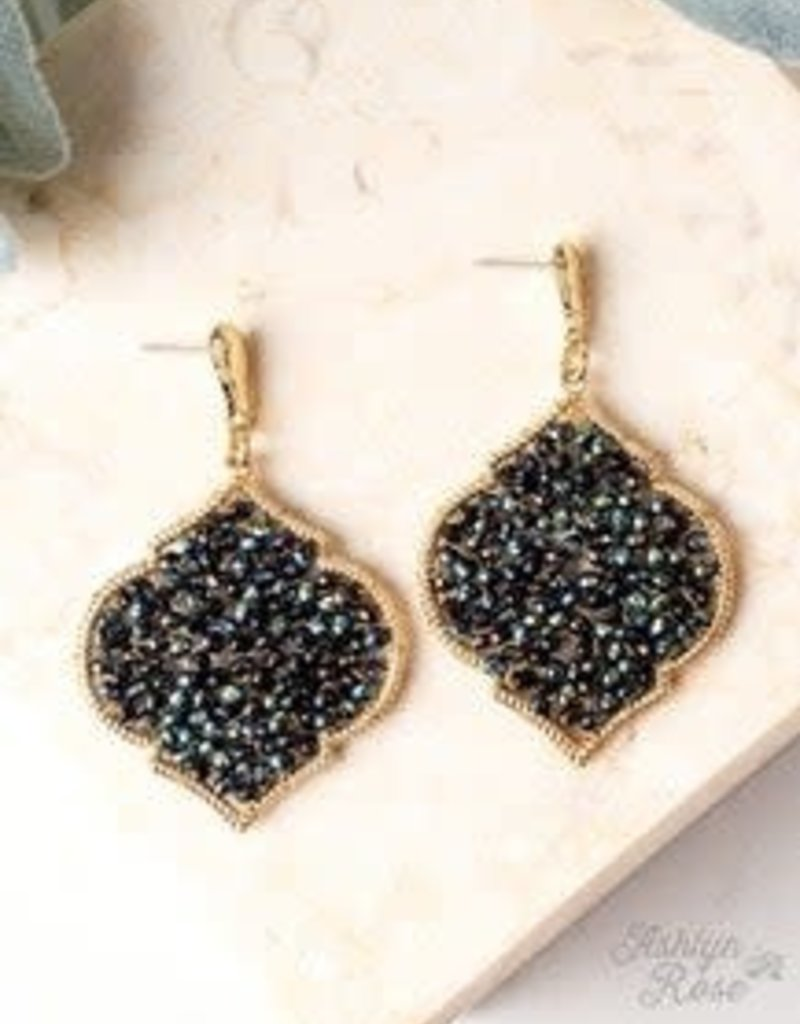 Going Baroque Drop Earrings