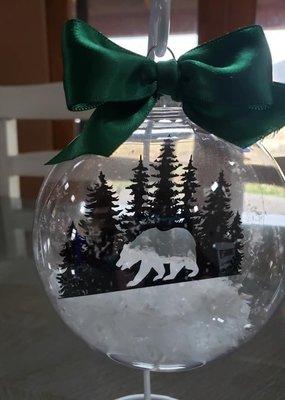 Colorado Scene Ornaments