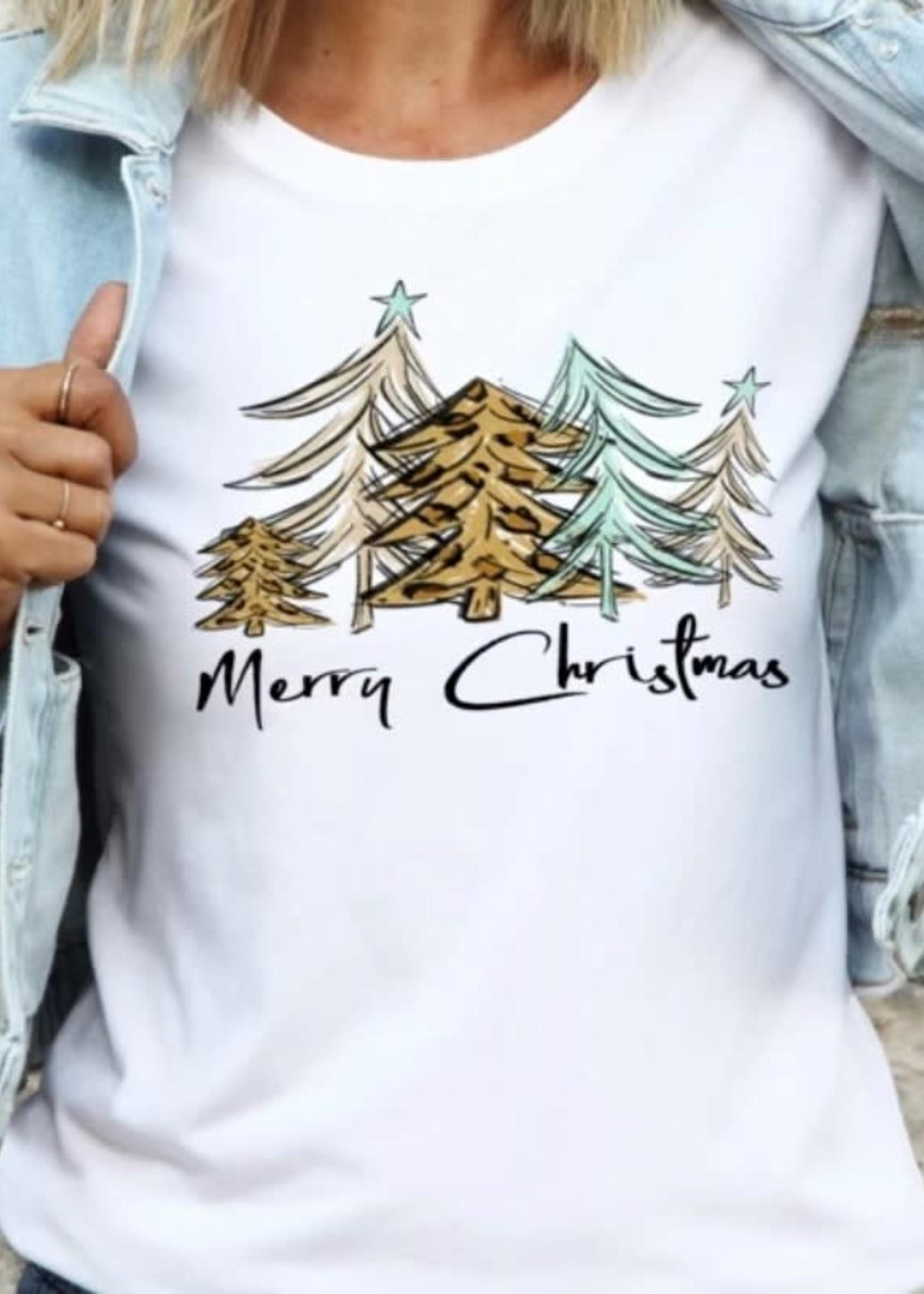 Christmas Tees-Short Sleeve (Local)