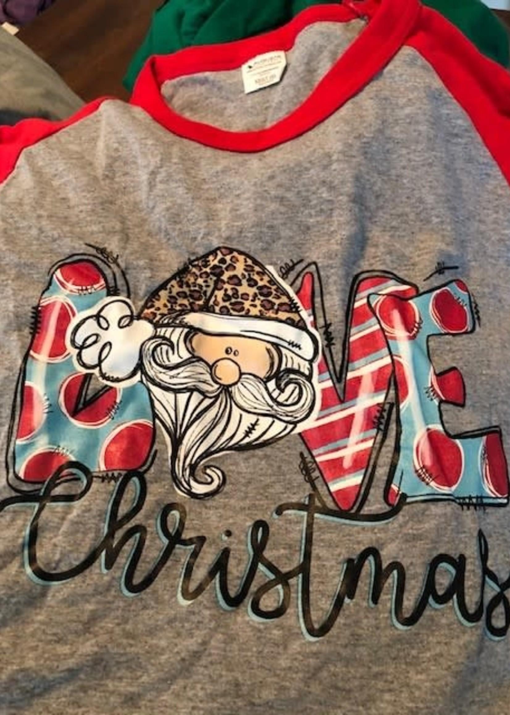 Christmas Tees-Tumbleweed
