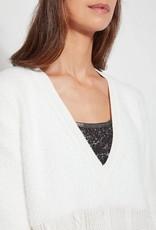 Aubin Sweater w/ V-Neck