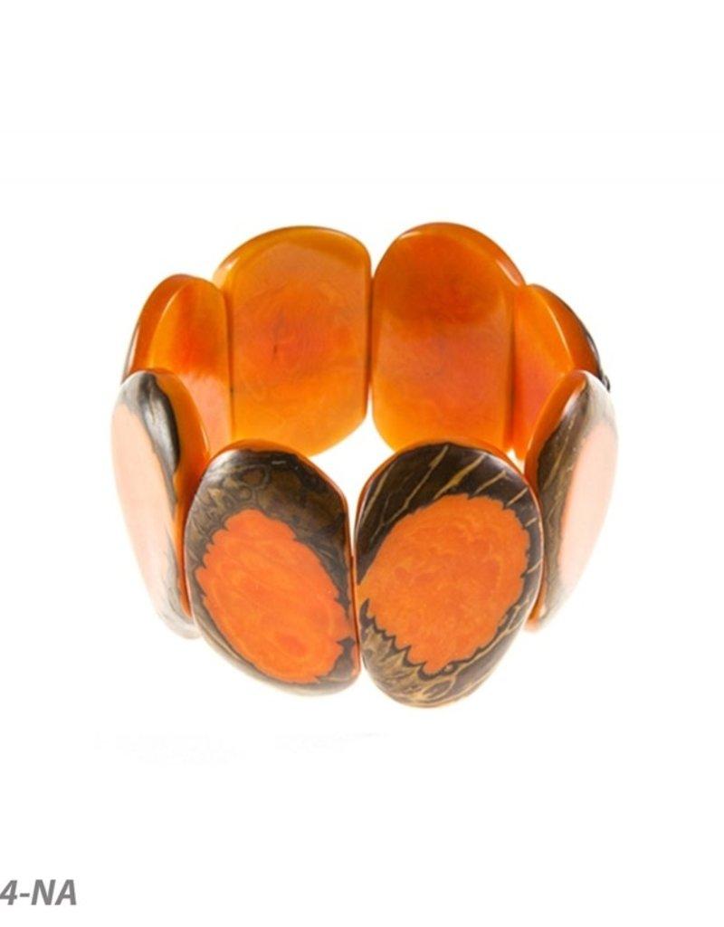 Carved Ivory Bracelet