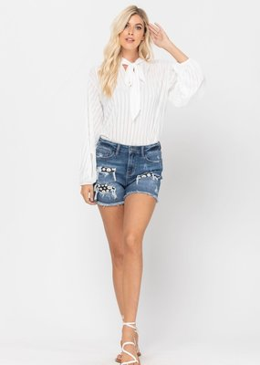 Sunflower Distressed Jean Shorts