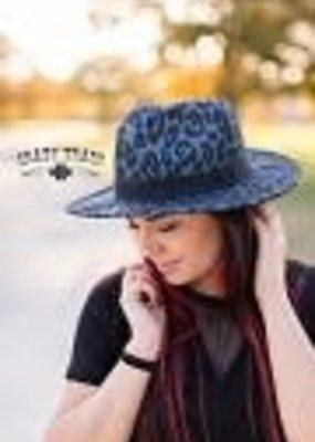 Stay Cool Leopard Hat
