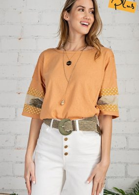 Right Time Loose Fit Top