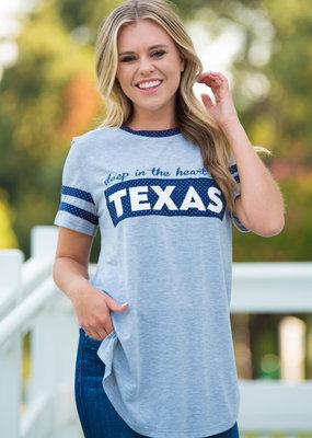 Deep In the Heart of Texas Tee