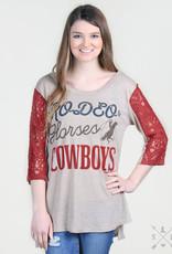 Rodeo, Horses, & Cowboys