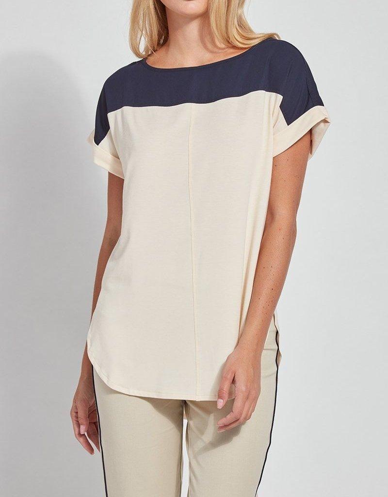 Natalie Short Sleeve Top