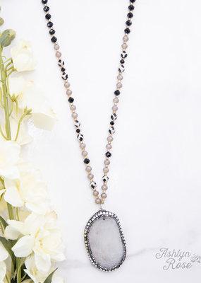 Desert Pendant Necklace
