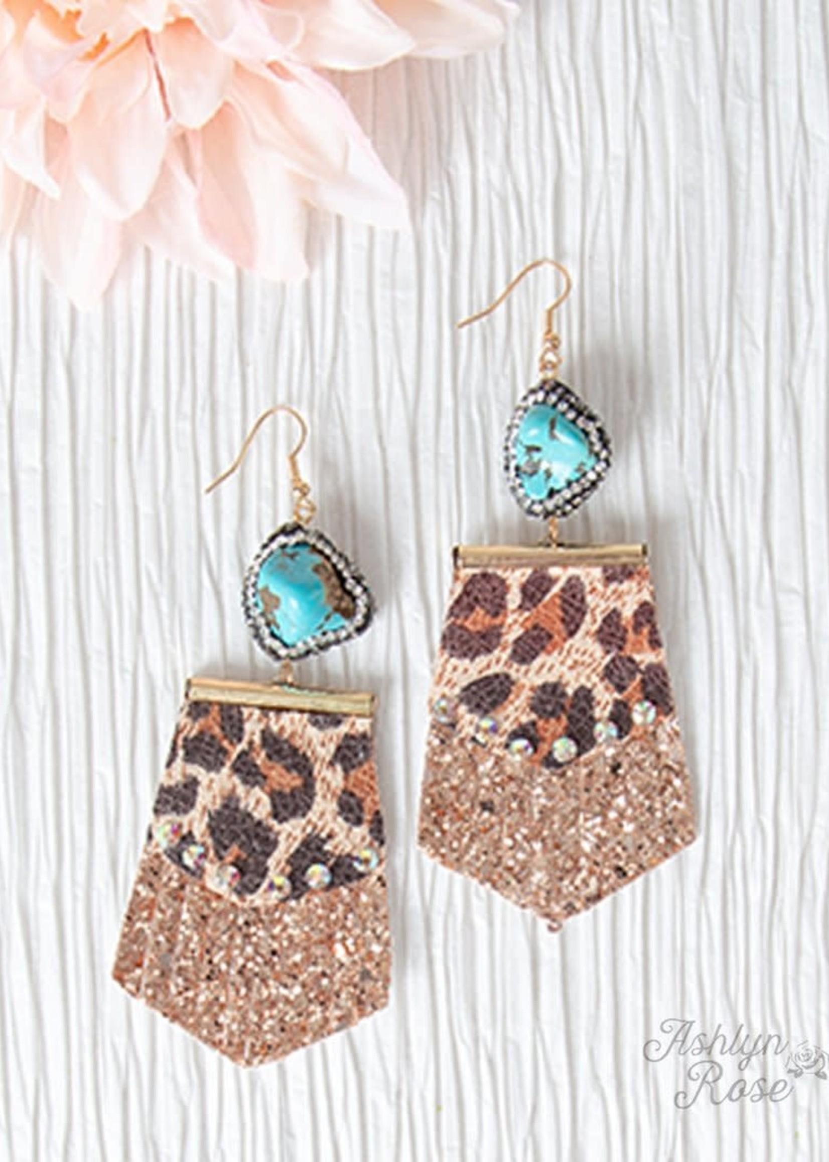 Party Girl Fringe Earrings