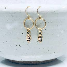 HADAS KOL EARRINGS SEEDS