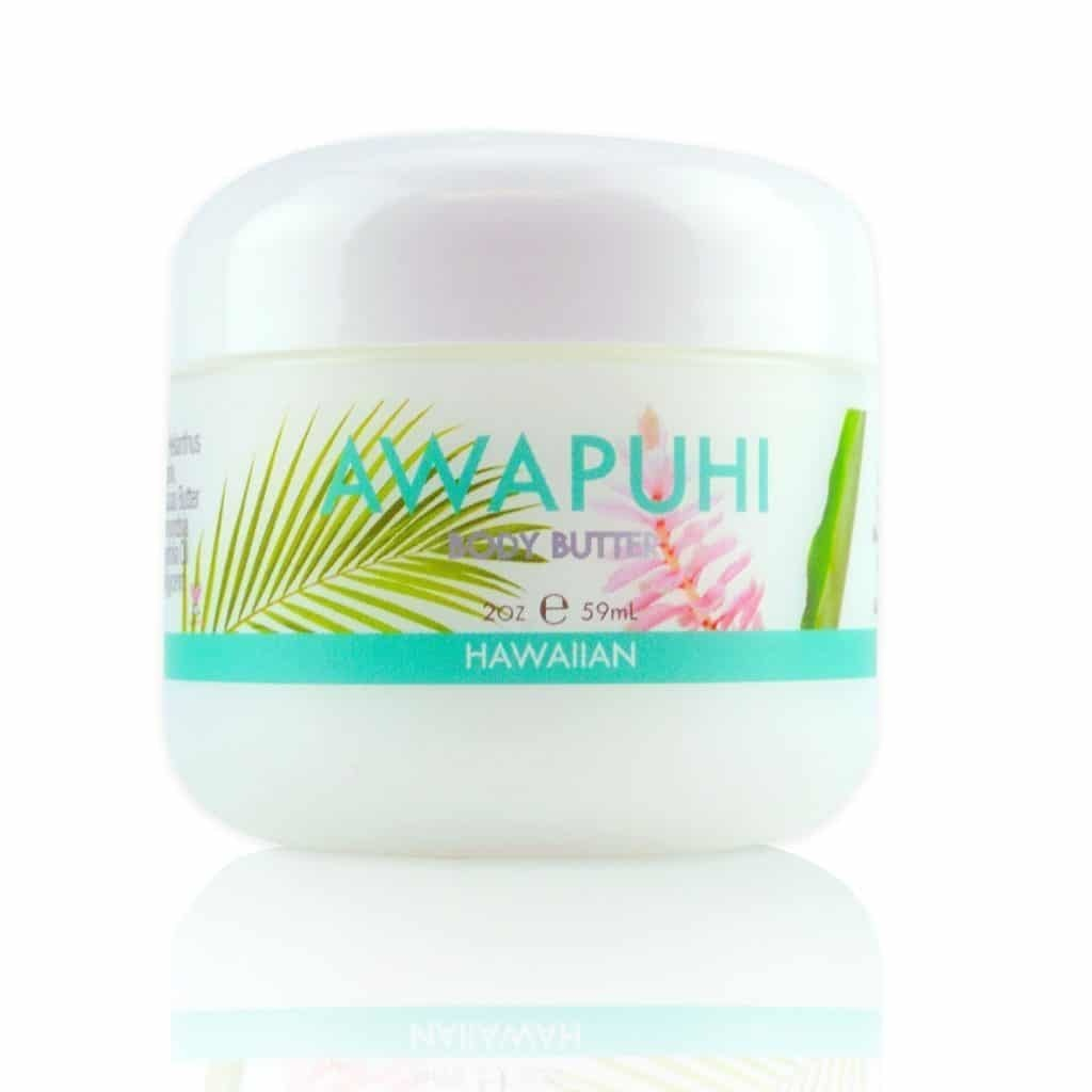 HAWAIIAN PACIFIC NATURALS LLC TROPICAL MOISTURIZING BODY BUTTER
