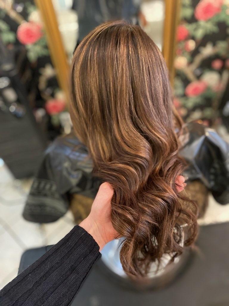 NO3 HAIR COLOR / TONER  KIT LONG