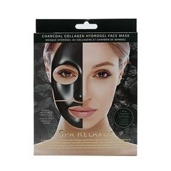 RELAXUS CHARCOAL COLLAGEN FACE MASK