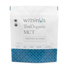 WITHIN US WITHIN US COMPOSTABLE POUCH withinUs TruOrganic™ MCT