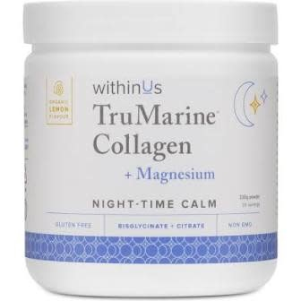 WITHIN US WITHIN US COLLAGEN + MAGNESIUM
