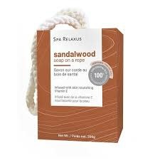 RELAXUS SOAP ON ROPE