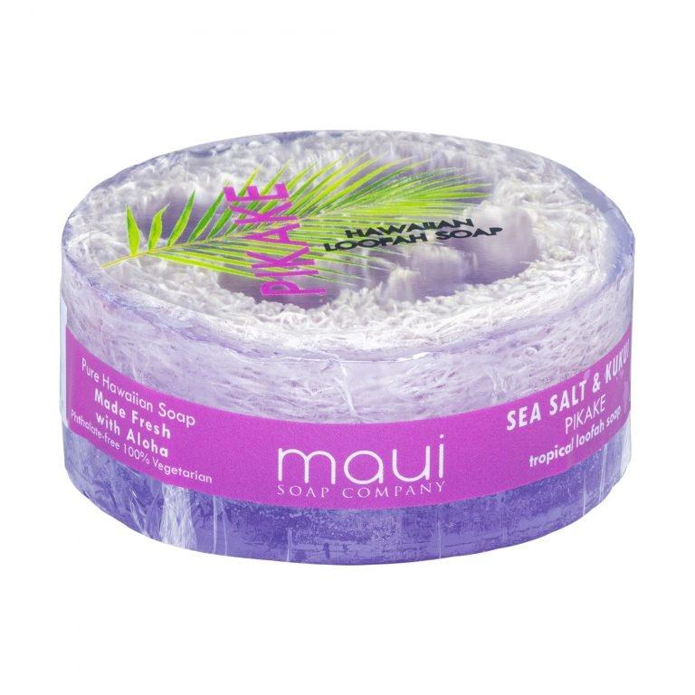 MAUI SOAP CO MAUI EXFOLIATING LOOFAH SOAP