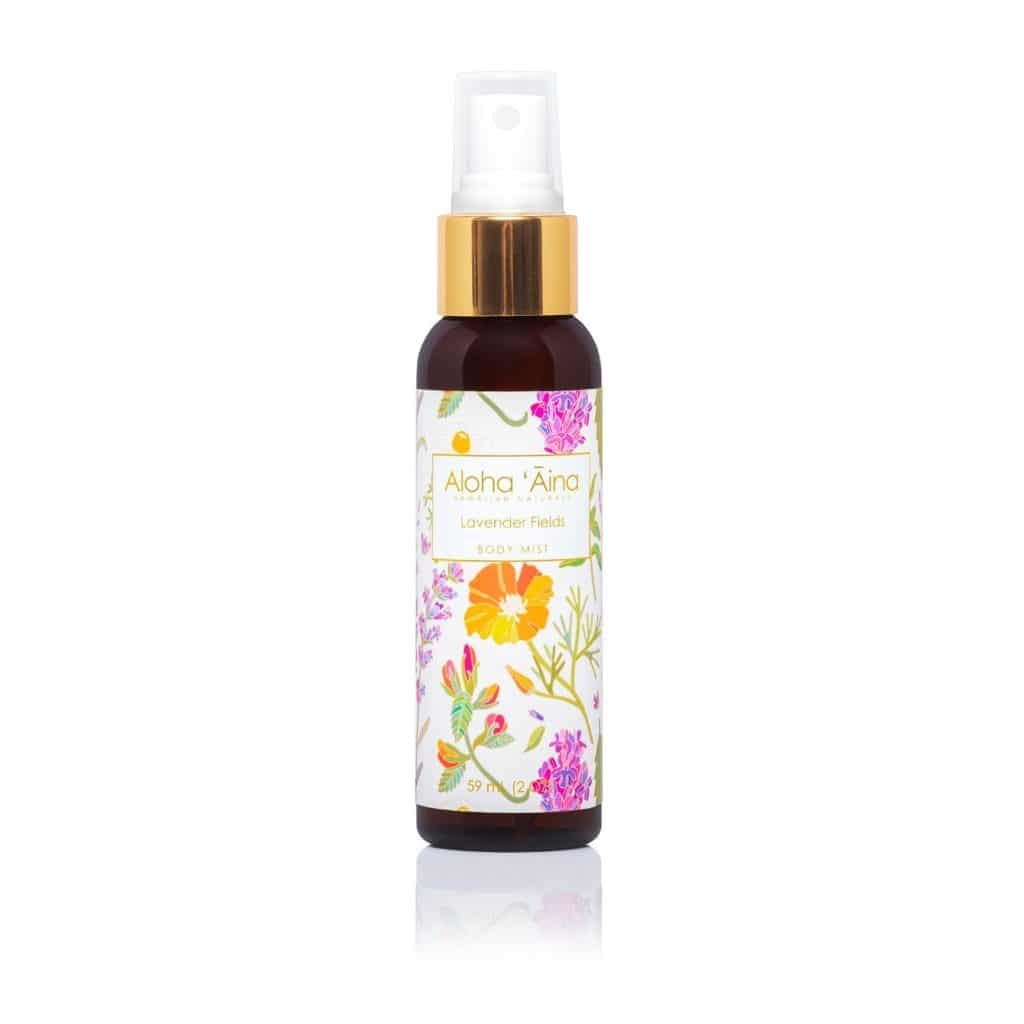 MAUI SOAP CO MAUI SOAP HAWAIIAN BODY MIST