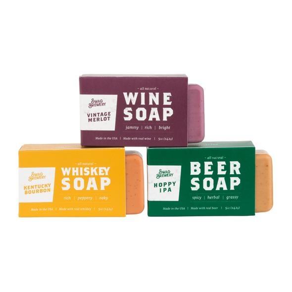 SWAG BREWERY BOOZY SOAP
