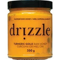 DRIZZLE TUMERIC GOLD SUPERFOOD