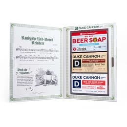 DUKE CANNON JINGLE BOOZE GIFT SET