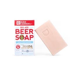 DUKE CANNON BIG ASS BEER SOAP - DESCHUTES FRESH SQUEEZED IPA