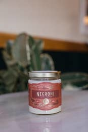 REWINED NEGRONI CANDLE 7OZ