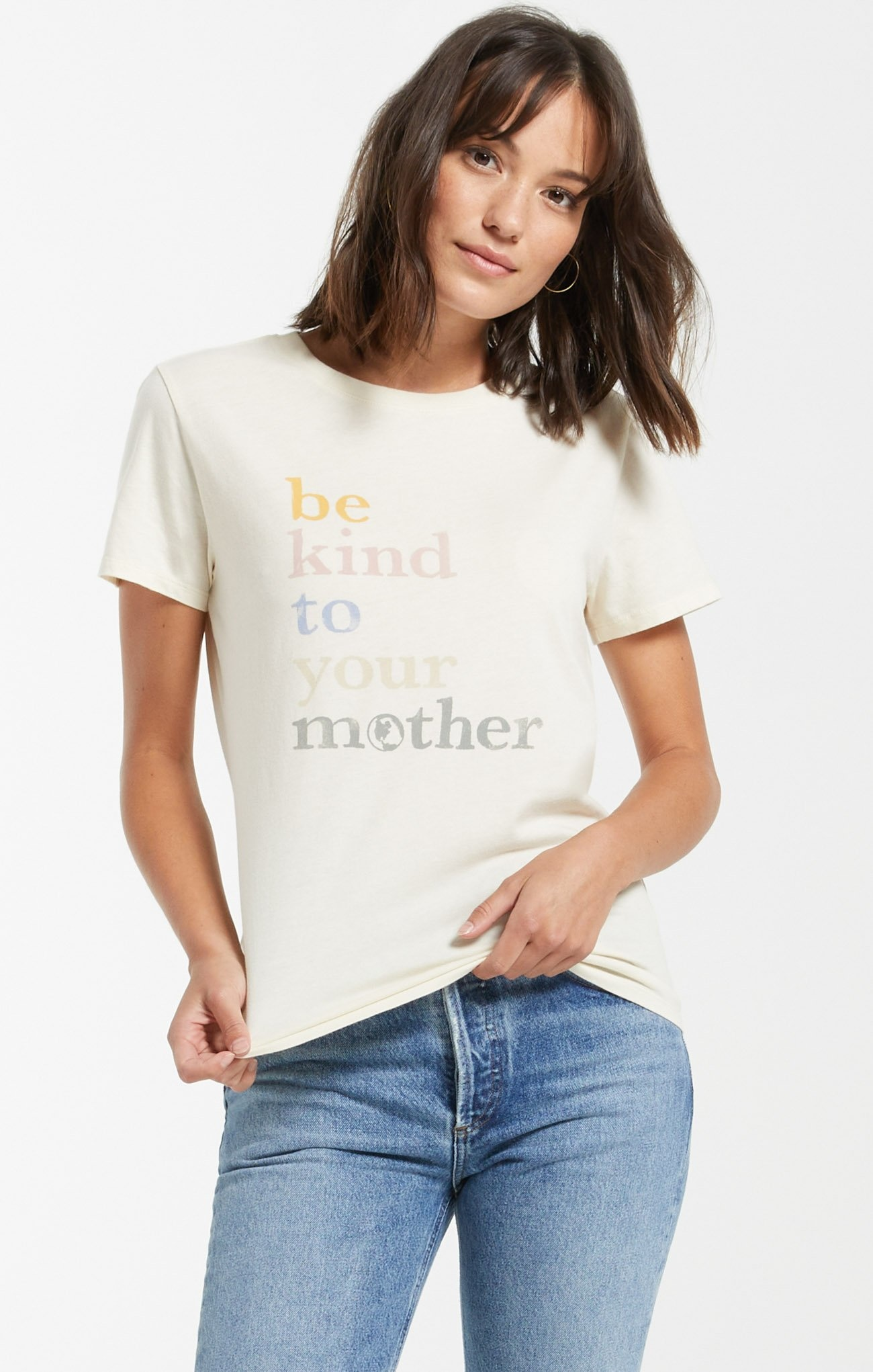 ZSUPPLY EASY TEE BE KIND