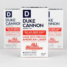 DUKE CANNON BIG ASS BRICK OF BEER SOAP
