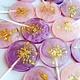 SWEET CAROLINE SWEET CAROLINES CONFECTIONS ASSORTED LUXURY LOLLIPOPS