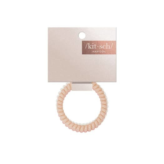 KITSCH SLICK HAIR COILS SMALL NUDE