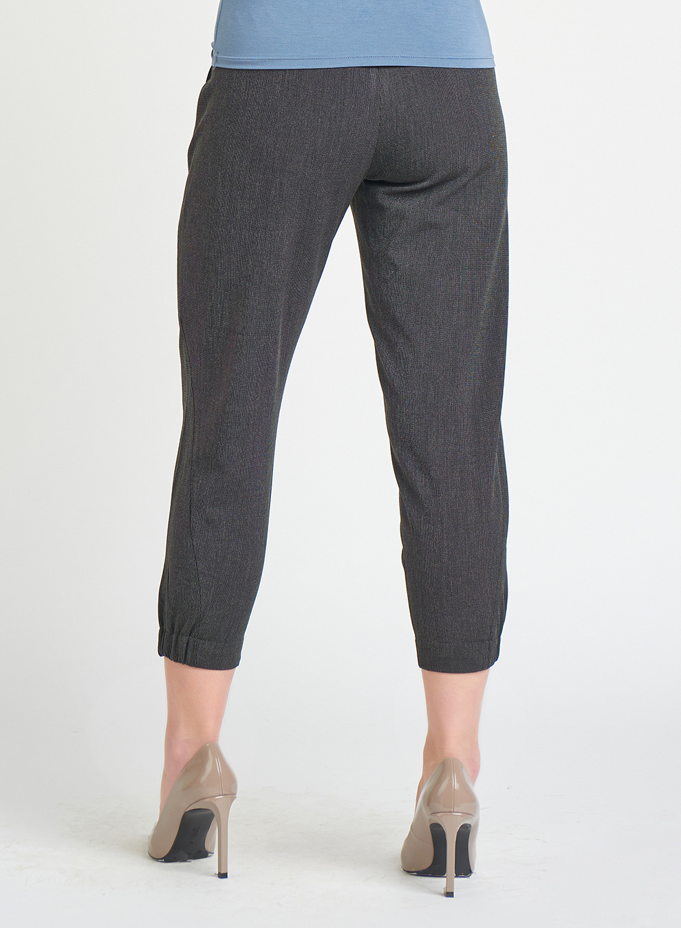 TAILORED JOGGER CHECK TROUSER