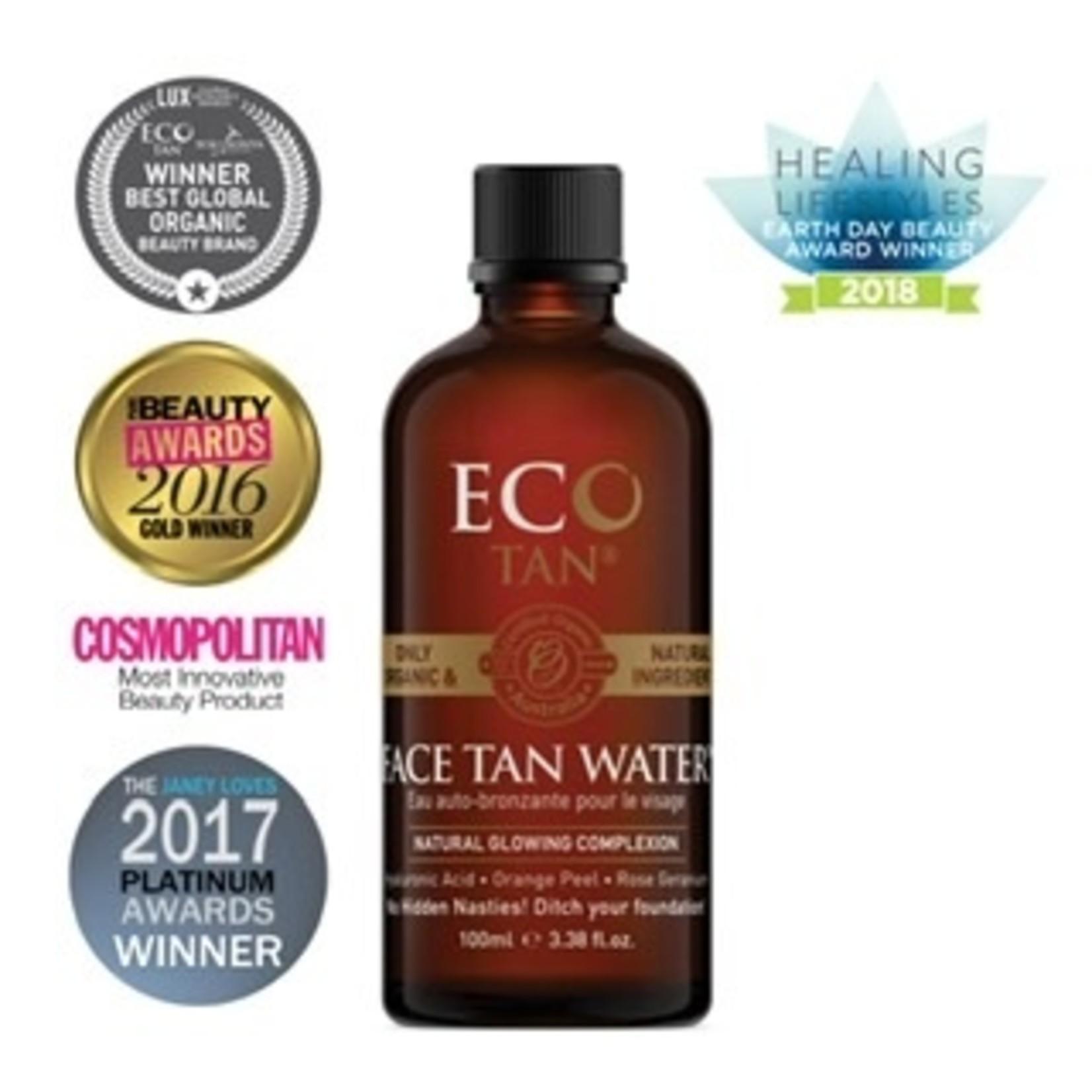 Eco Tan Eco Tan Face Tan Water 100ml