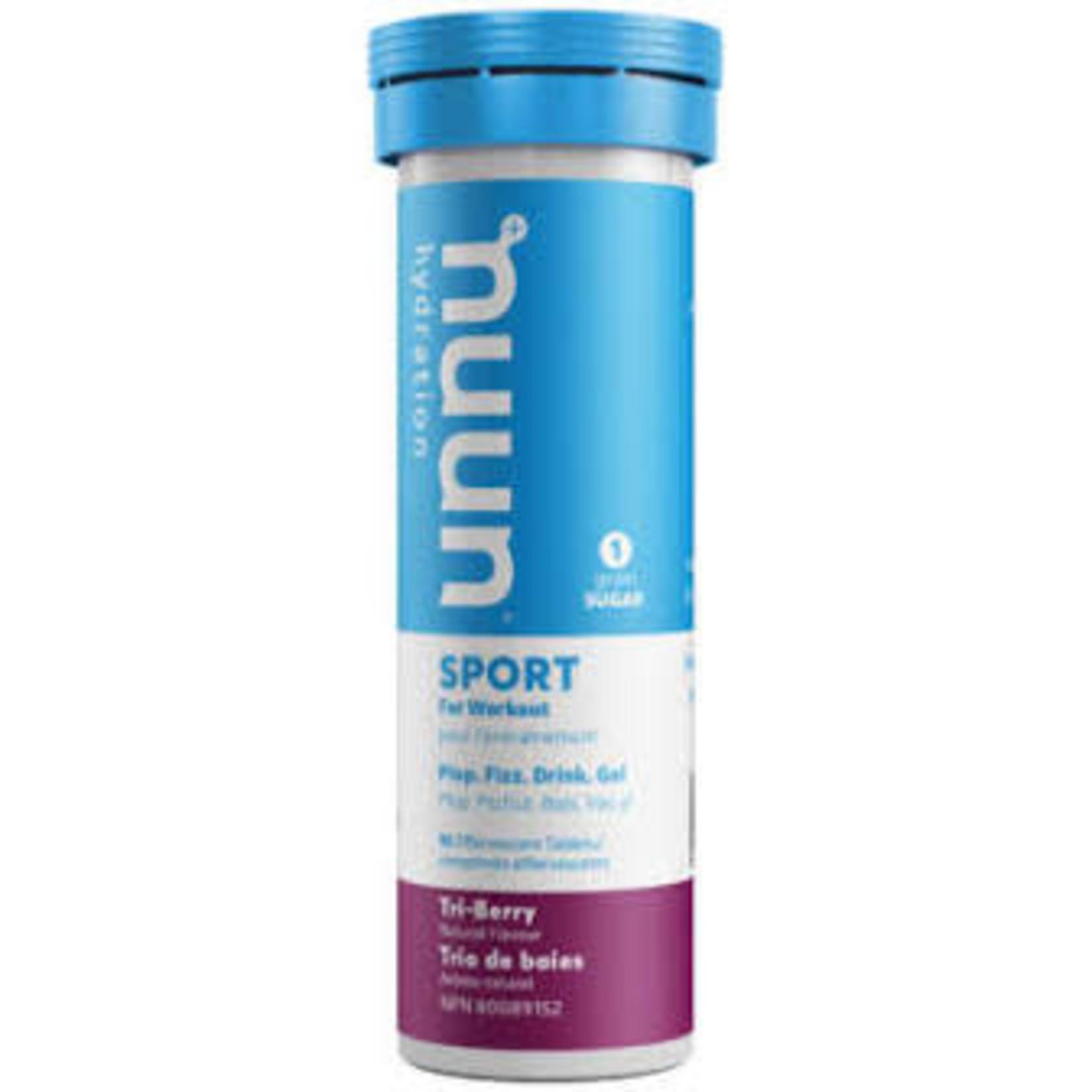 Nuun Nuun Sport Tri-Berry 10 tablets