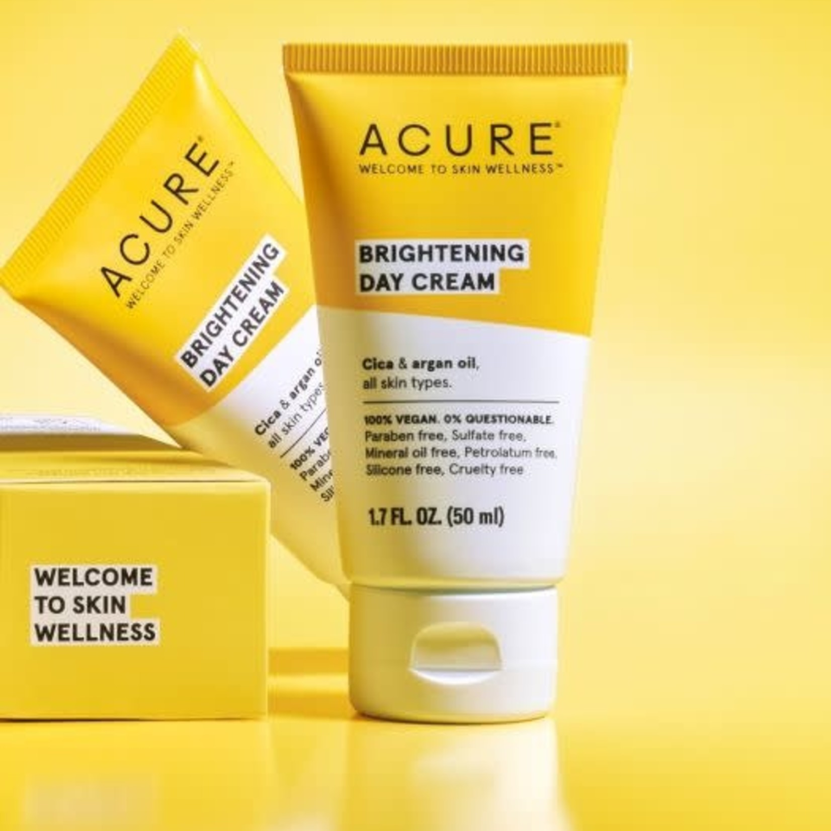 Acure Acure Brightening Day Cream 50ml