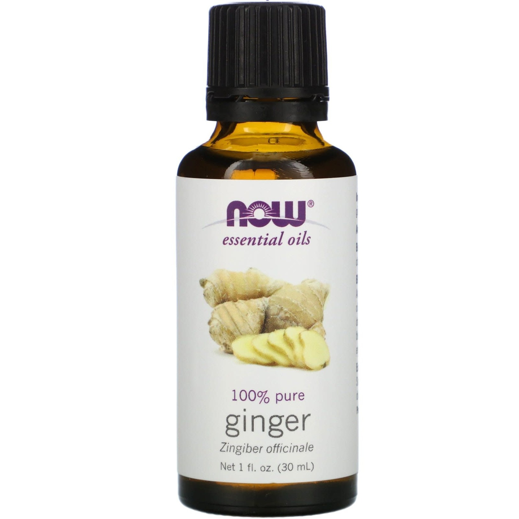 Now Now Ginger Essential Oil 30ml